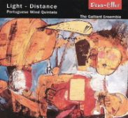 Light Distance ~ Portugese Wind Quintets