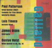Patterson Tinoco Olsen Holst